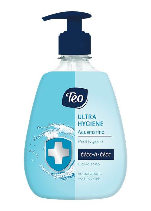 Жидкое мыло TEO 400 мл Ultra hygiene - Avocado Beauty Shop